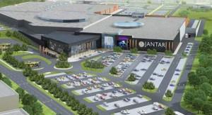 65 milionów euro na rozbudowę centrum handlowego Jantar