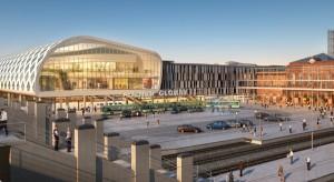 TriGranit bliżej budowy dworca PKP z galerią handlową w Poznaniu
