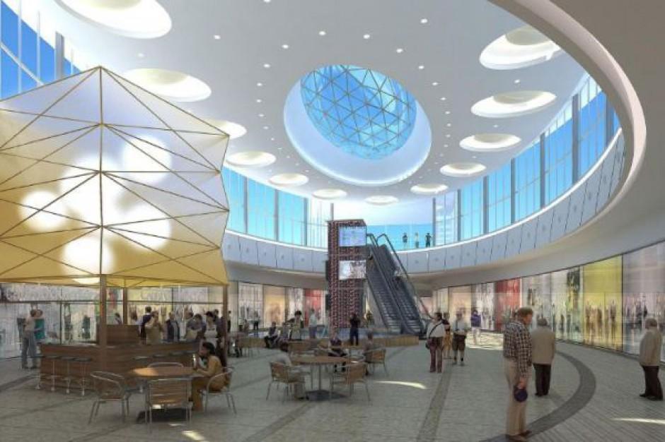 Trwa budowa nowej części Silesia City Center