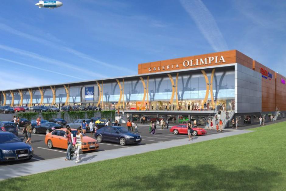 Echo Investment wystartowało z budową Galerii Olimpia