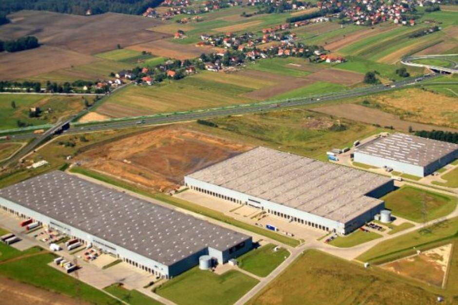 Biura i magazyny S&T Daewoo w Gliwicach