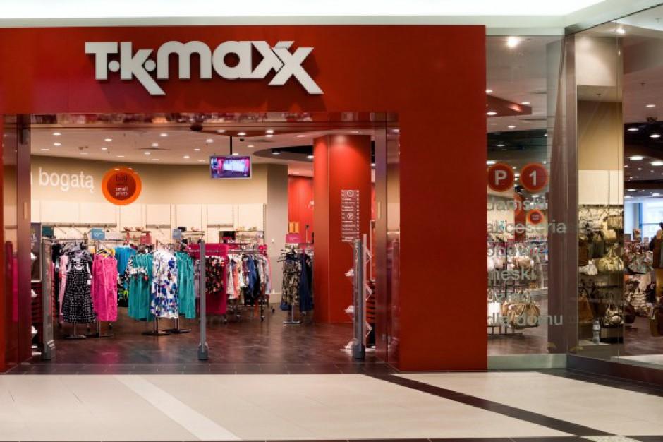 TK Maxx inwestuje w centrum dystrybucyjne w Polsce