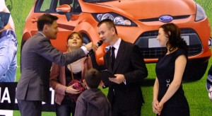 Agora Bytom nagrodziła klientów samochodem