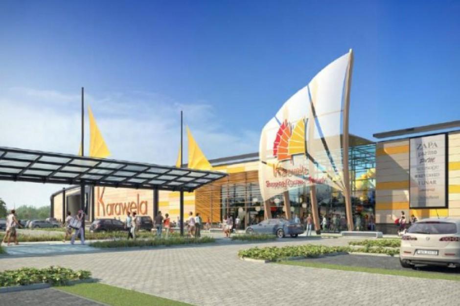 Karawela składa wniosek o pozwolenie na budowę centrum handlowego