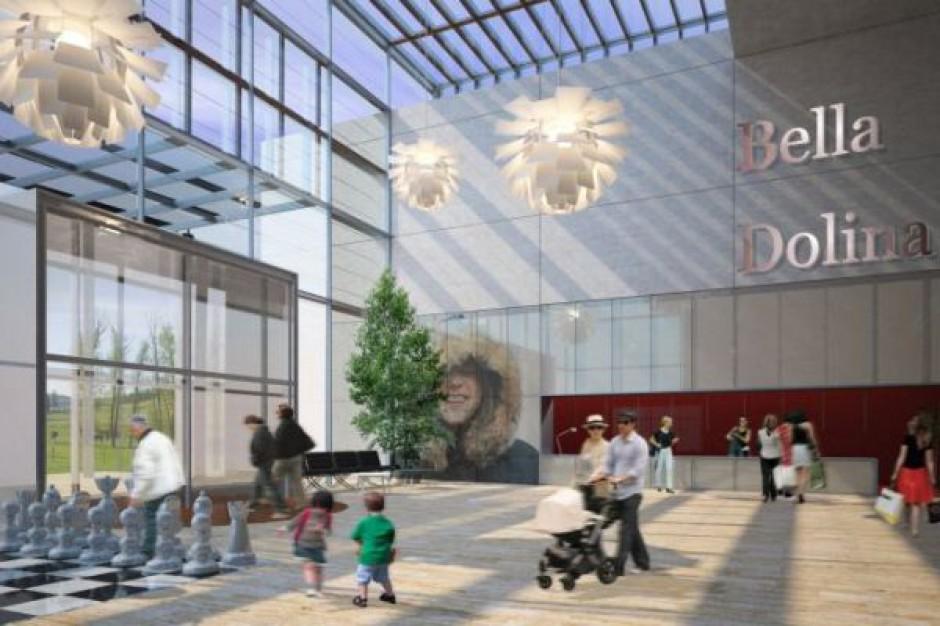 Centrum handlowe Bella Dolina zostanie otwarte do końca 2013 roku