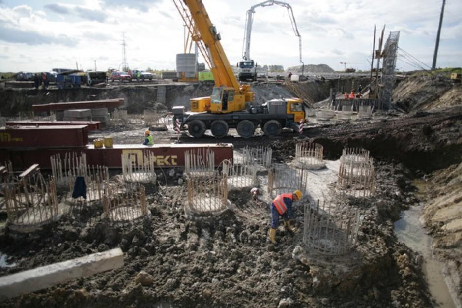Polski sektor budowlany wzrośnie w tym roku o blisko 3,5 proc.
