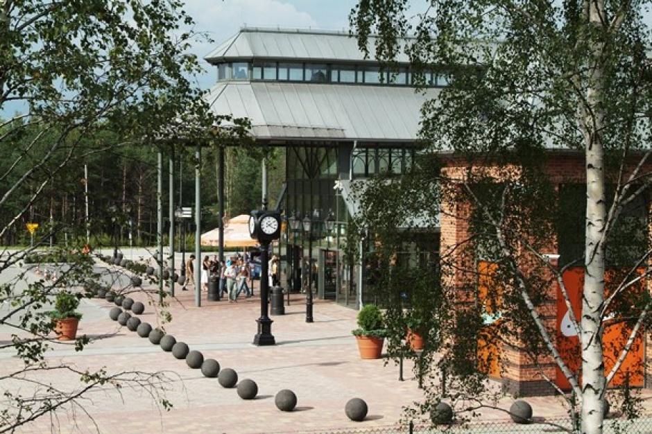 Liebrecht & Wood sprawdza możliwości rozbudowy outletu w Sosnowcu