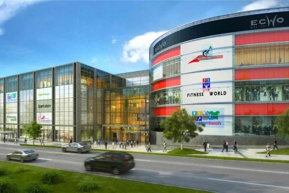 Echo Investment: Przychody z centrów sięgnęły 131,38 mln zł. Kilkanaście nowych inwestycji w przygotowaniu