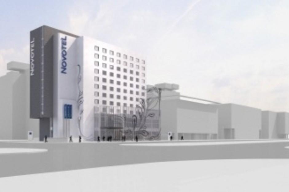 Budowa łódzkiego Novotelu ruszy niebawem. Obiekt będzie gotowy w pierwszej połowie 2013 roku