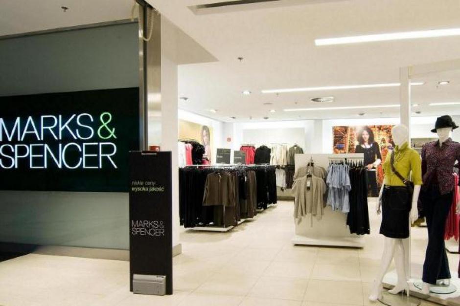 Marks & Spencer będzie mieć już 17 salonów w Polsce