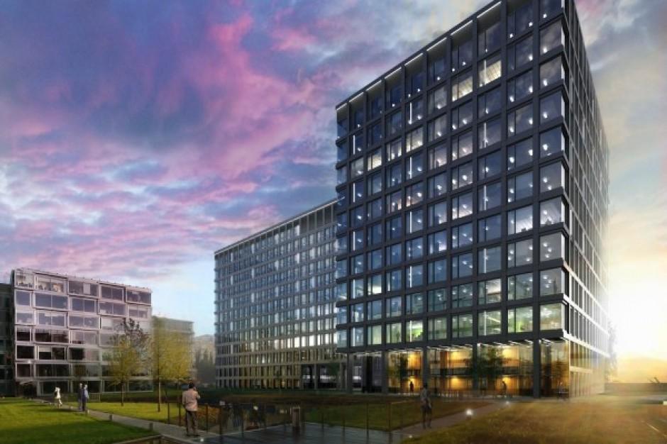 Warszawa: W budowie jest blisko 140 tys. mkw. powierzchni biurowej