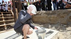 Rusza budowa pierwszej części Parku Handlowego Miejsce Piastowe koło Krosna