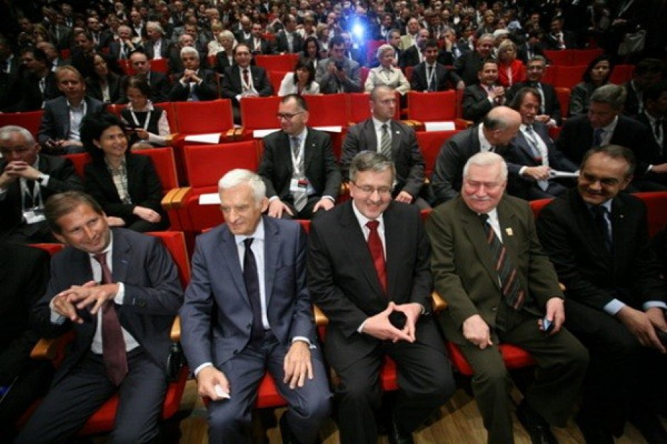 Rozpoczął się Europejski Kongres Gospodarczy w Katowicach
