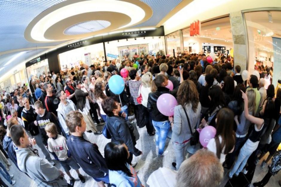 Galeria Twierdza Zamość otwarta. Centrum odwiedziło 55 tys. klientów