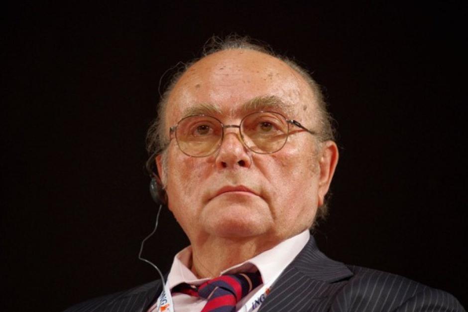 S. Demján, prezes TriGranit, zapowiada miliardowe inwestycje w Polsce