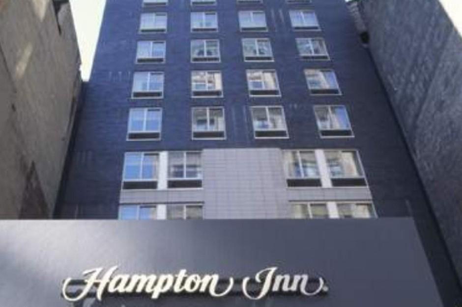 Są plany budowy drugiego hotelu Hampton by Hilton w Polsce