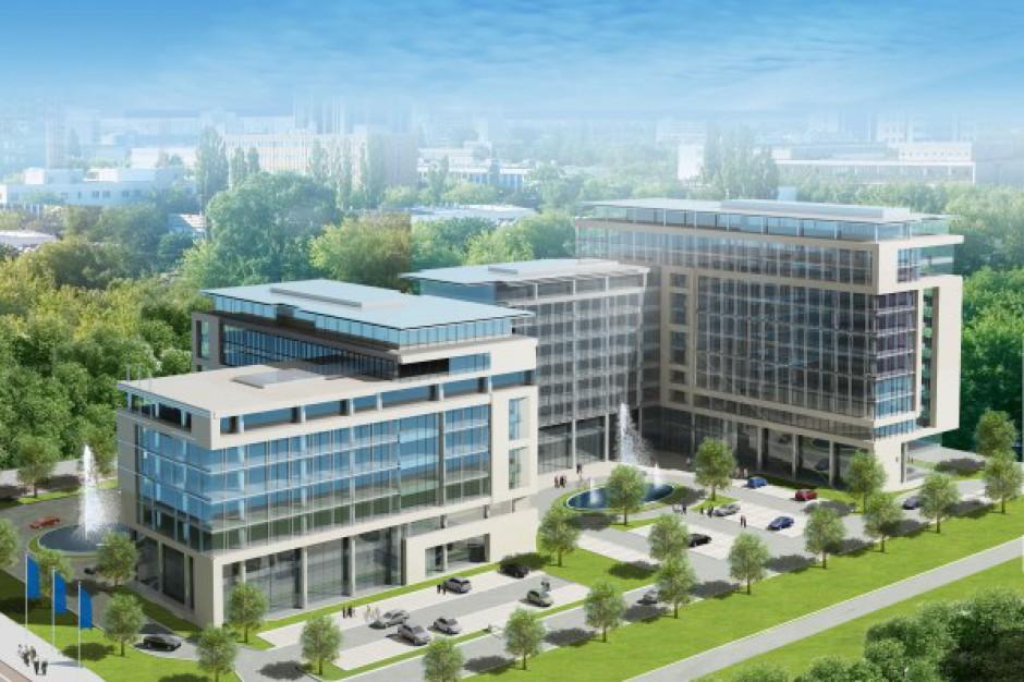 DTZ będzie zarządzał kompleksem biurowym Mokotów Nova