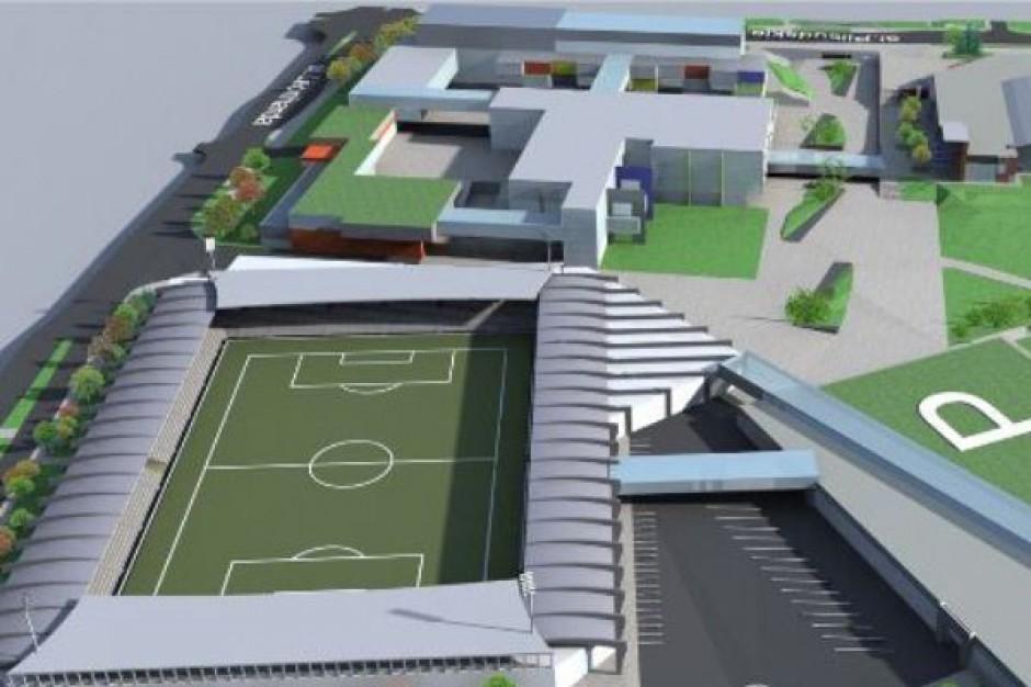 ECE, Echo, Nuvola czy Miastoprojekt Wrocław - kto zbuduje galerię przy olsztyńskim stadionie?
