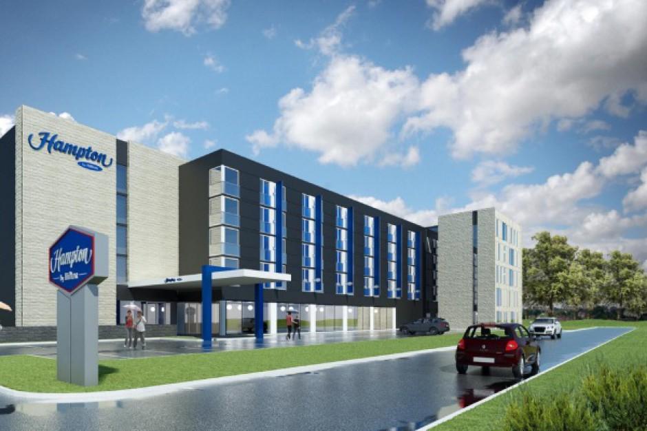 Wiemy, jak będzie wyglądał Hampton by Hilton w Warszawie - zobacz wizualizacje