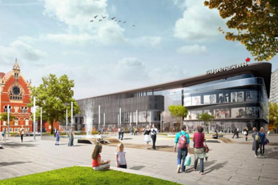 W 2013 roku CDI chce otworzyć centrum handlowe Supersam w Katowicach
