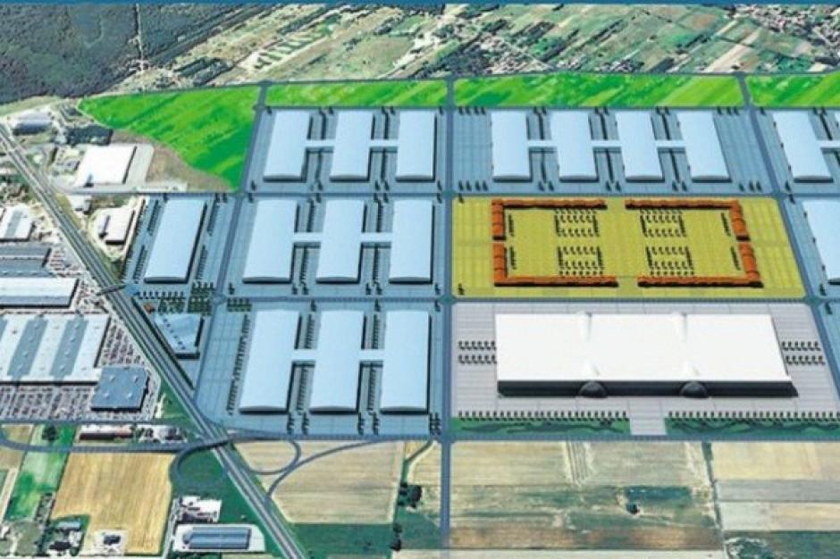 Antoni Ptak chce w tym roku ruszyć z budową gigantycznego centrum outletowego