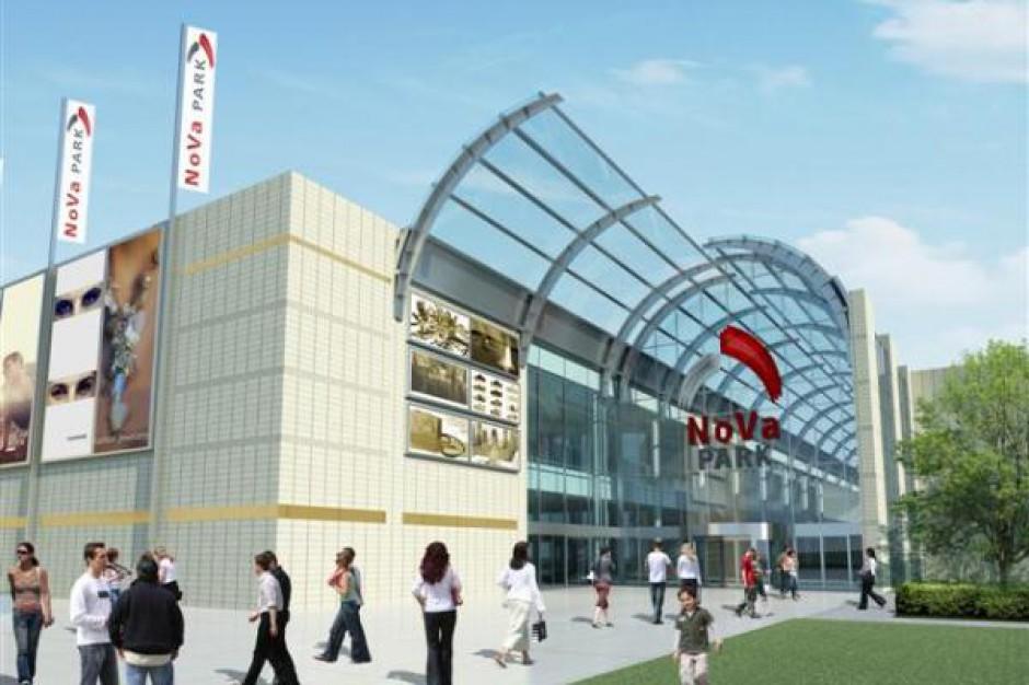 BZ WBK finansuje budowę centrum handlowego Nova Park