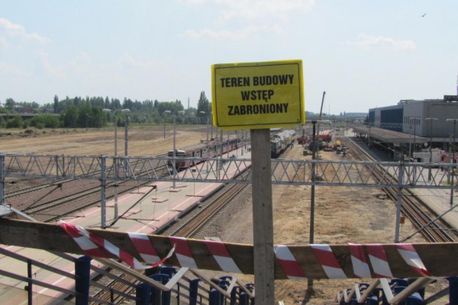 TriGranit i PKP uspakajają - harmonogram poznańskiej inwestycji jest niezagrożony