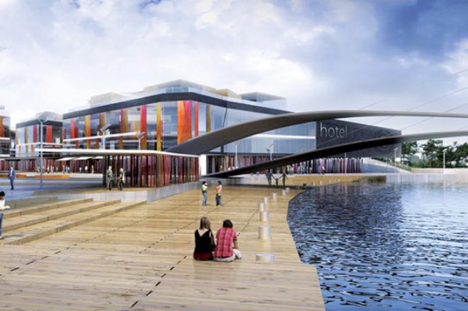 Mielno Holding planuje inwestycję Beach City z pięciogwiazdkowym hotelem