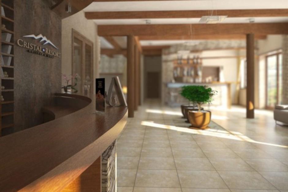 Cristal Resort Szklarska Poręba ruszy w IV kwartale 2012 roku