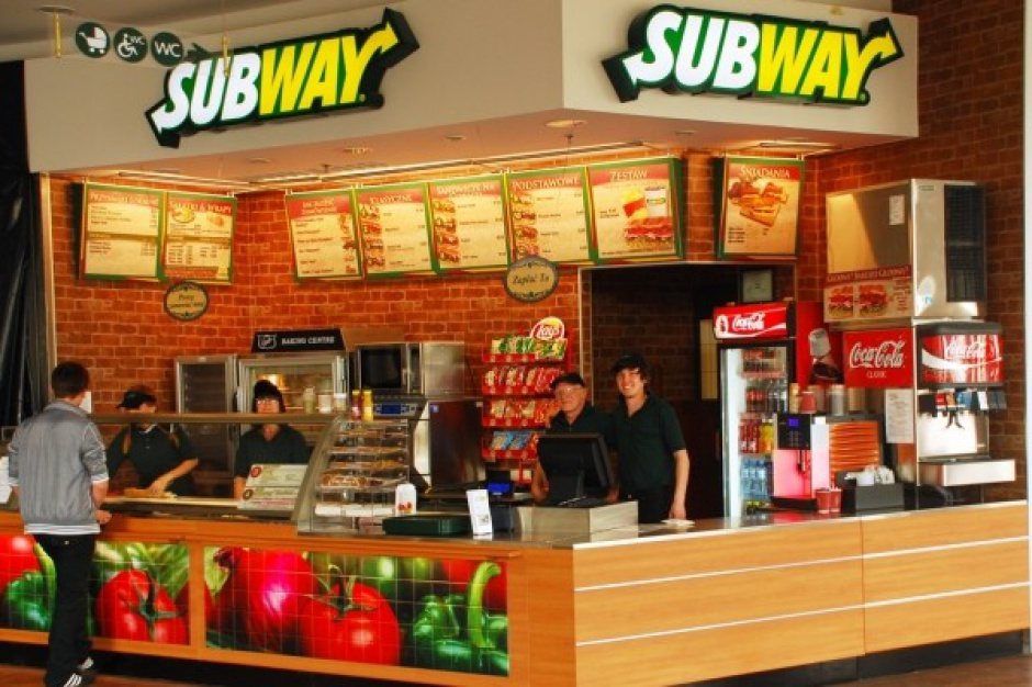 Rośnie sprzedaż sieci Subway w Polsce. W planach kolejne lokale