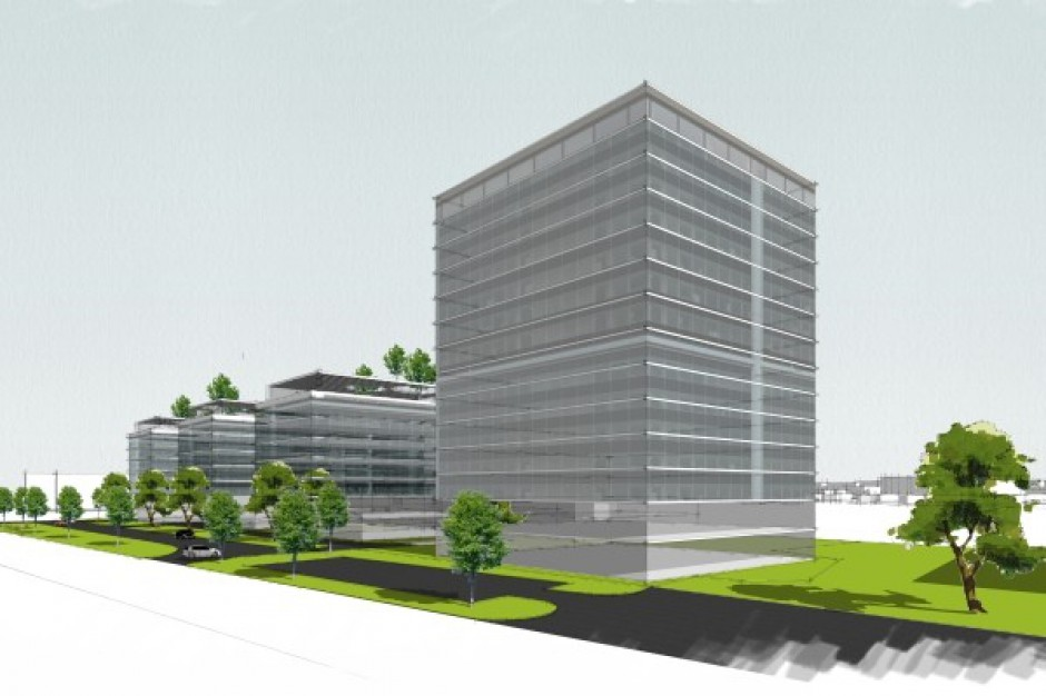 W ramach budowy Dworca Zachodniego powstanie 56 tys. mkw. powierzchni biurowej