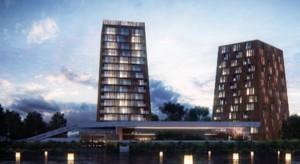 Dwie wieże braci Wróblewskich stworzą nowy wizerunek Kudowy-Zdroju