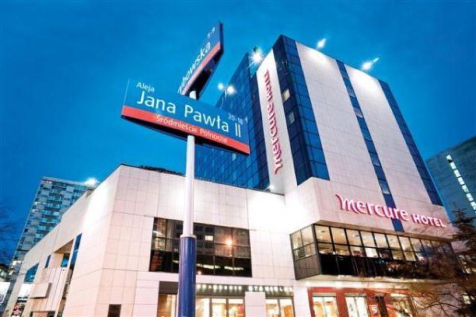 Transakcja sprzedaży hotelu Mercure może zostać zamknięta w 2012 roku