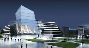 Władze Gdyni chcą zbudować ratusz z centrum handlowym w formule PPP
