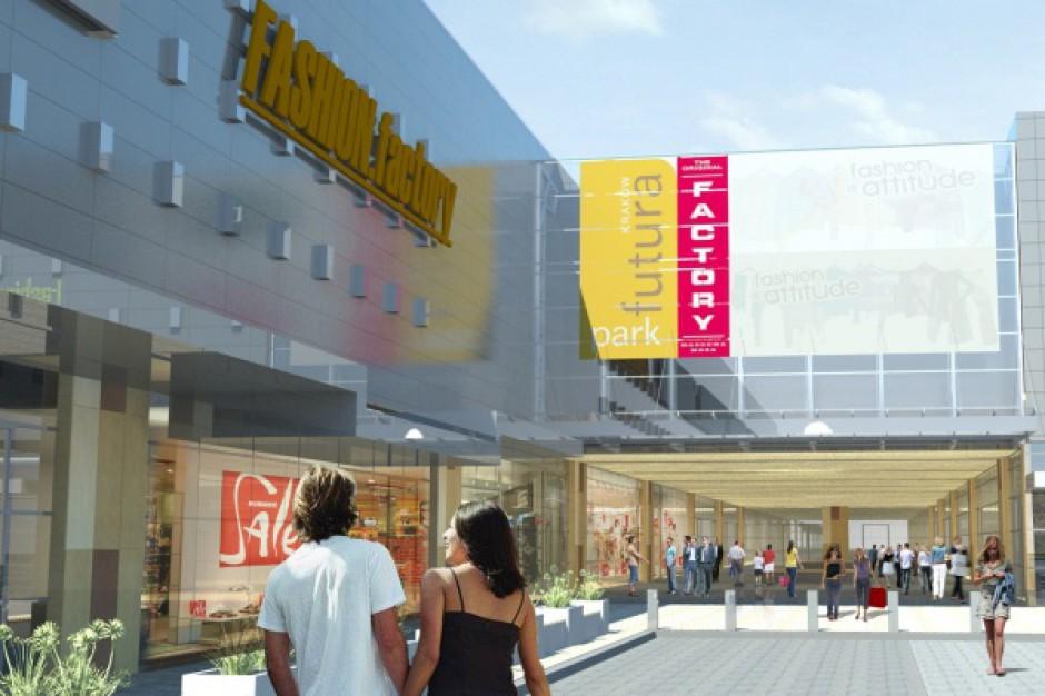 C&A wśród najemców krakowskiego centrum handlowego Futura Park