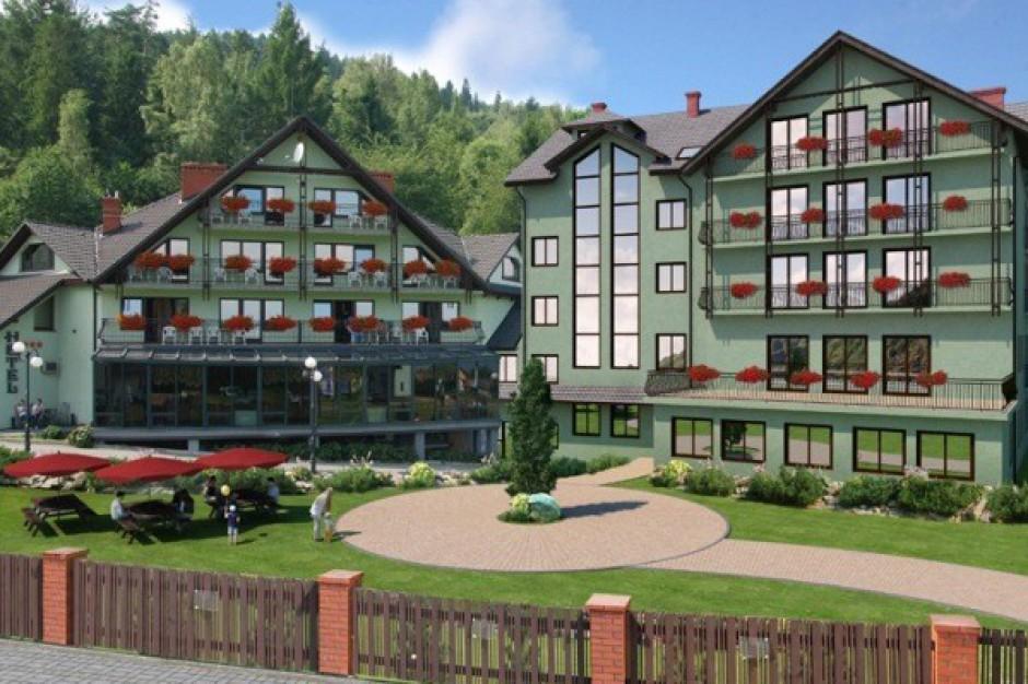 Trzygwiazdkowy hotel Zimnik zostanie rozbudowany