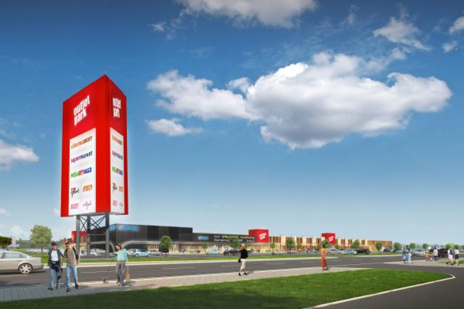 W Szczecinie powstanie pierwszy outlet z supermarketem spożywczym