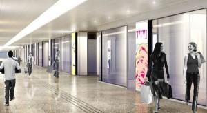 Galeria handlowa na Dworcu Centralnym zapełnia się markami modowymi