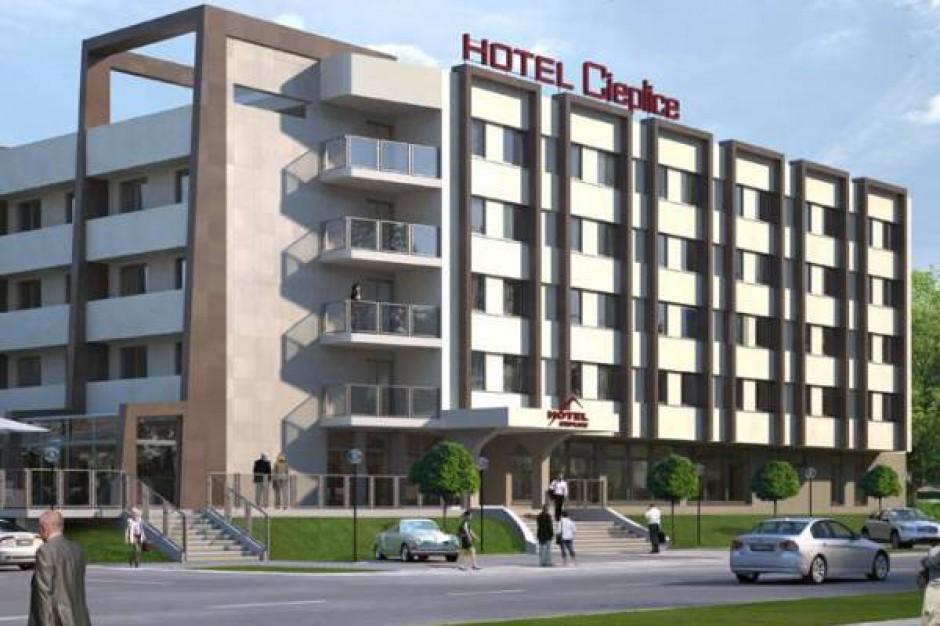 Właściciele hotelu Cieplice wydadzą ponad 8 mln zł na modernizację i rozbudowę obiektu