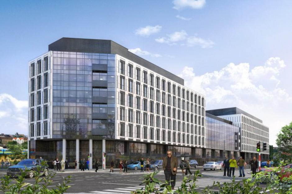 Eiffage Budownictwo Mitex zbuduje biurowiec Aquarius Business House