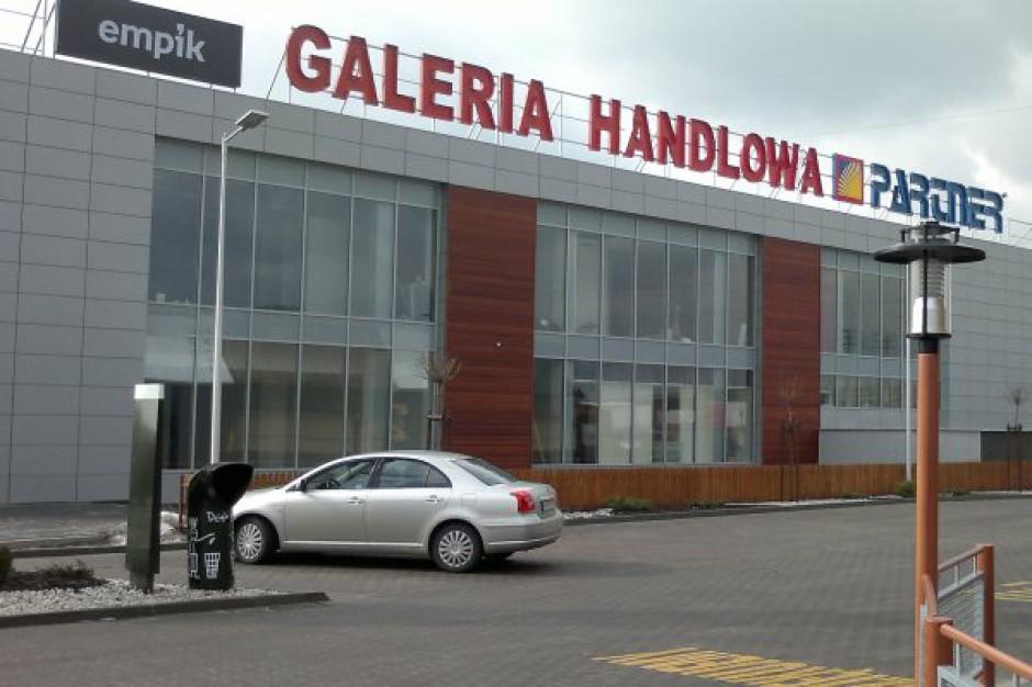 Przy Galerii Handlowej Partner w Mińsku Mazowieckim powstanie Castorama
