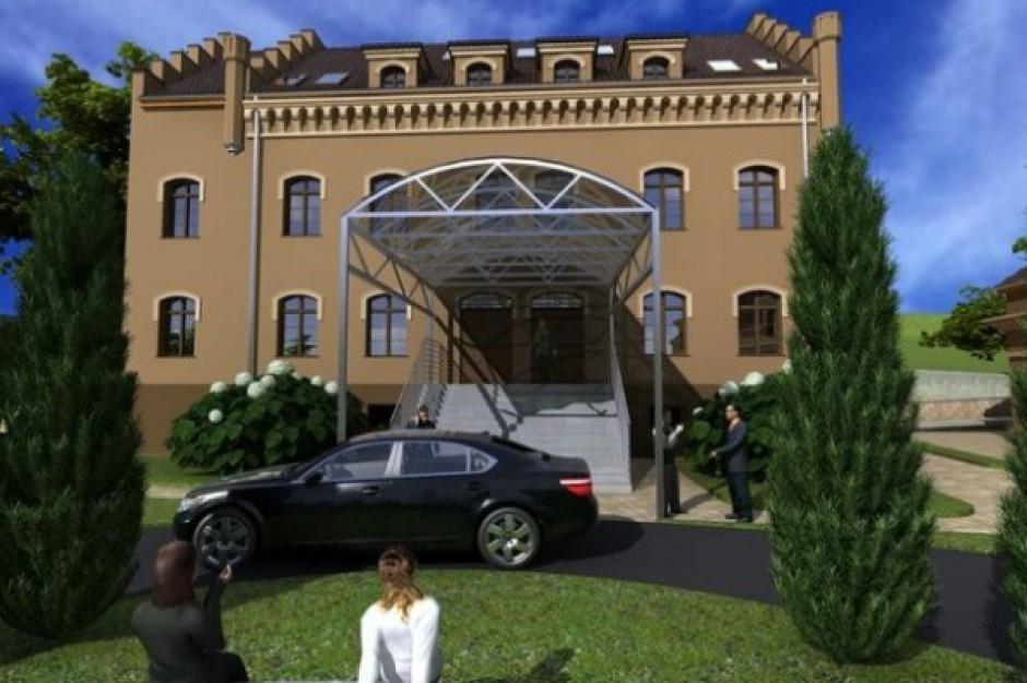 Na Dolnym Śląsku powstaje kolejny hotel w pałacu