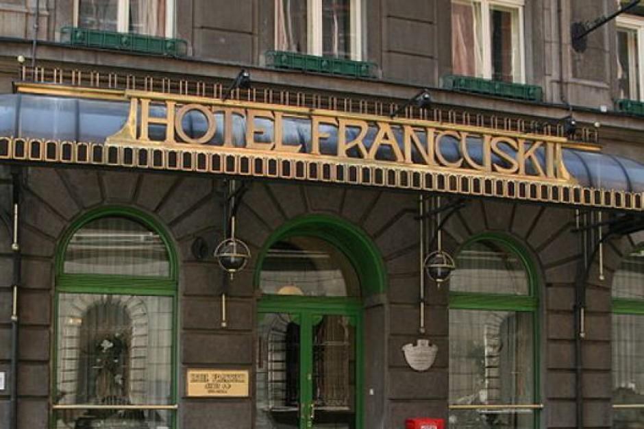 Orbis zmienia umowę sprzedaży hotelu. Współwłaścicielem Francuskiego będzie Alterco