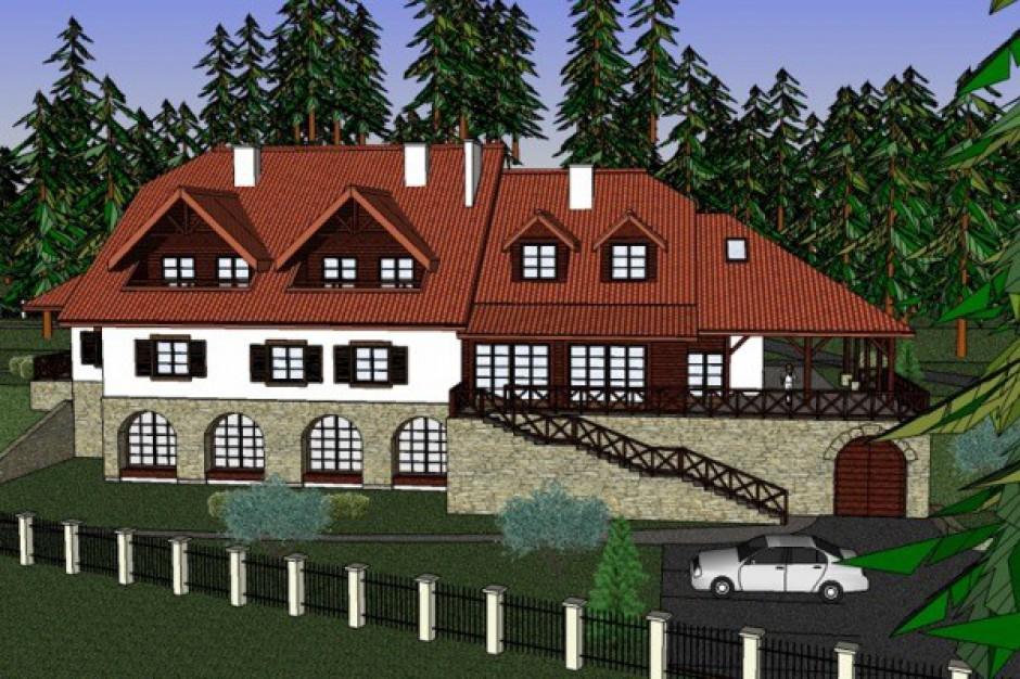 Spółka Andymax zbuduje hotel Kazimierski Zdrój. Otwarcie jesienią