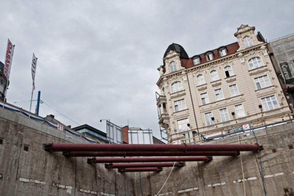 Przebudowa dworca w Katowicach idzie zgodnie z planem - zobacz zdjęcia z budowy