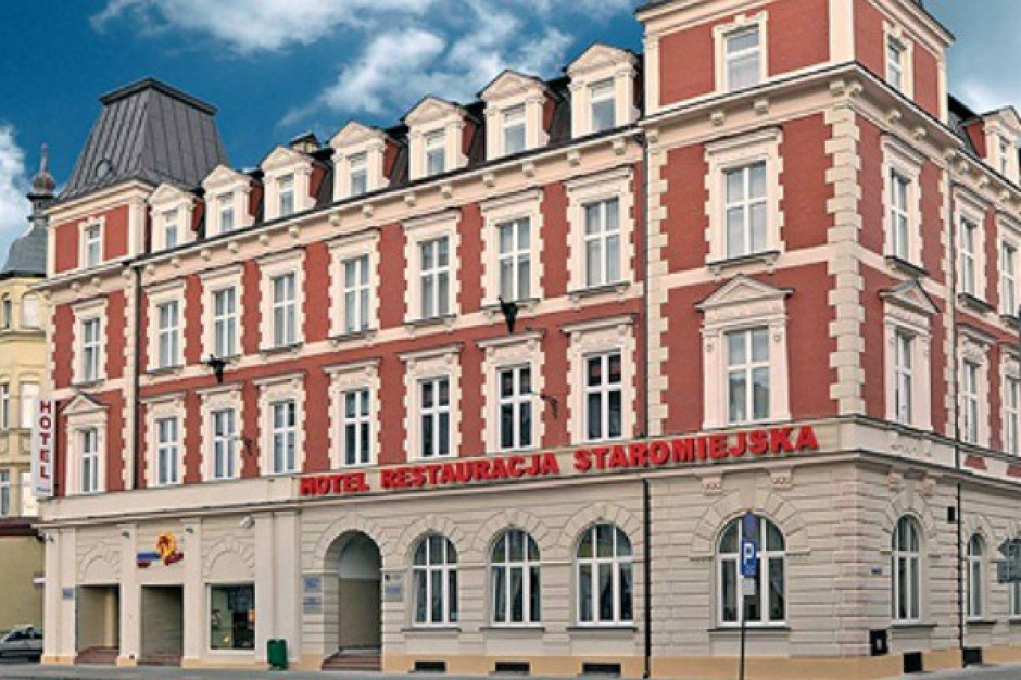 Spółka Przymorze, do której należą hotele w Słupsku, sprzedana
