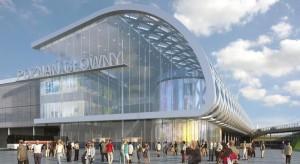 Poznań Główny City Center - wybrano nazwę dla poznańskiej inwestycji TriGranit