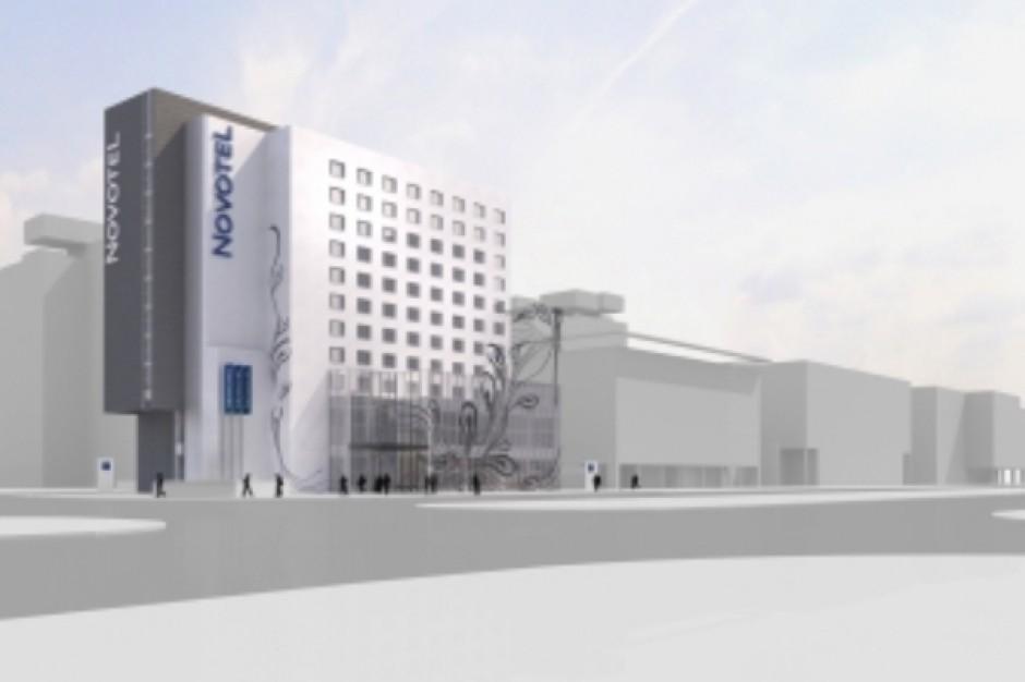 Echo rusza z budową hotelu Novotel w Łodzi