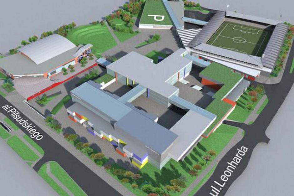 Do końca roku poznamy firmę, która zbuduje galerie handlową i stadion w Olsztynie