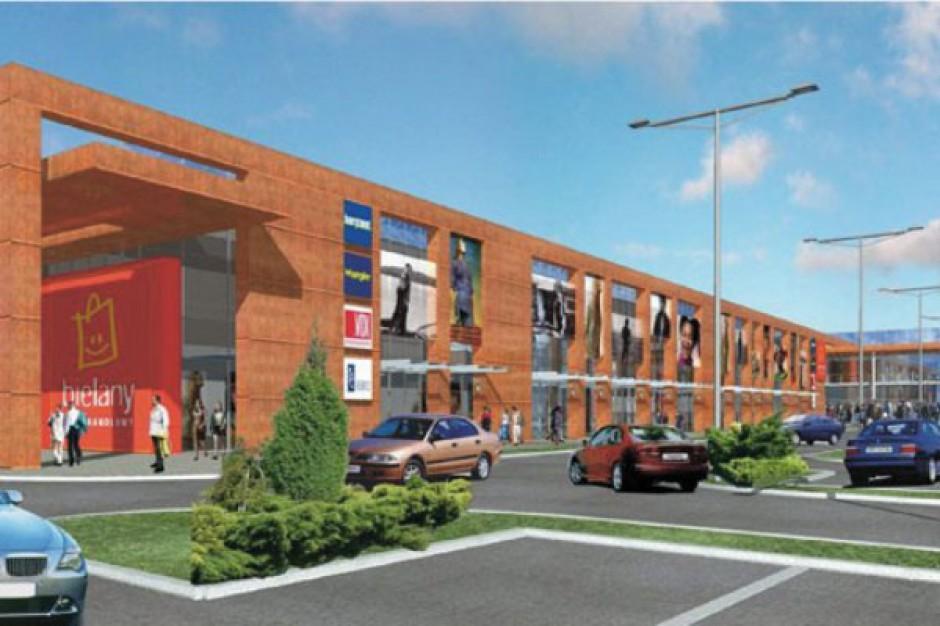 Inter IKEA stara się o pozwolenie na rozbudowę Parku Handlowego Bielany